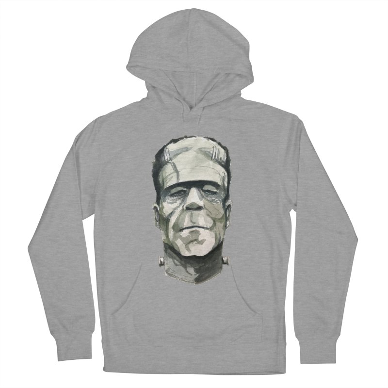 Frank Men's French Terry Pullover Hoody by Blasto's Artist Shop