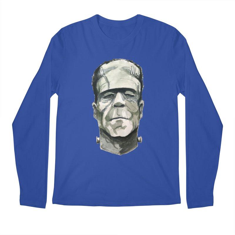 Frank Men's Regular Longsleeve T-Shirt by Blasto's Artist Shop