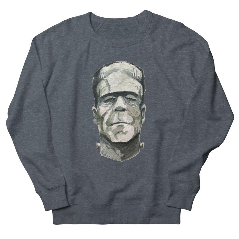 Frank Women's French Terry Sweatshirt by Blasto's Artist Shop