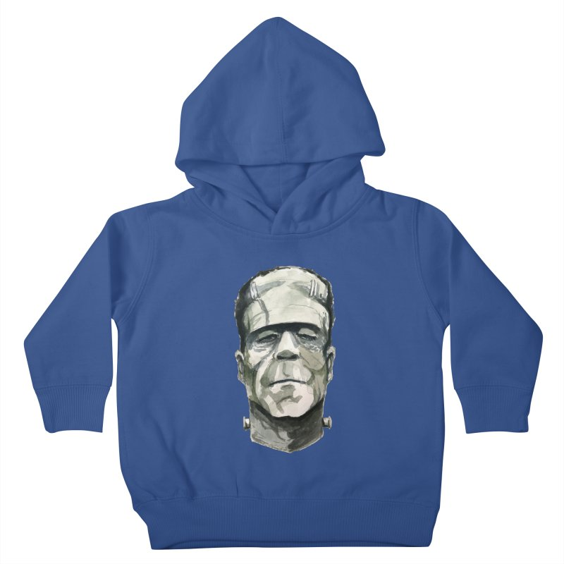 Frank Kids Toddler Pullover Hoody by Blasto's Artist Shop