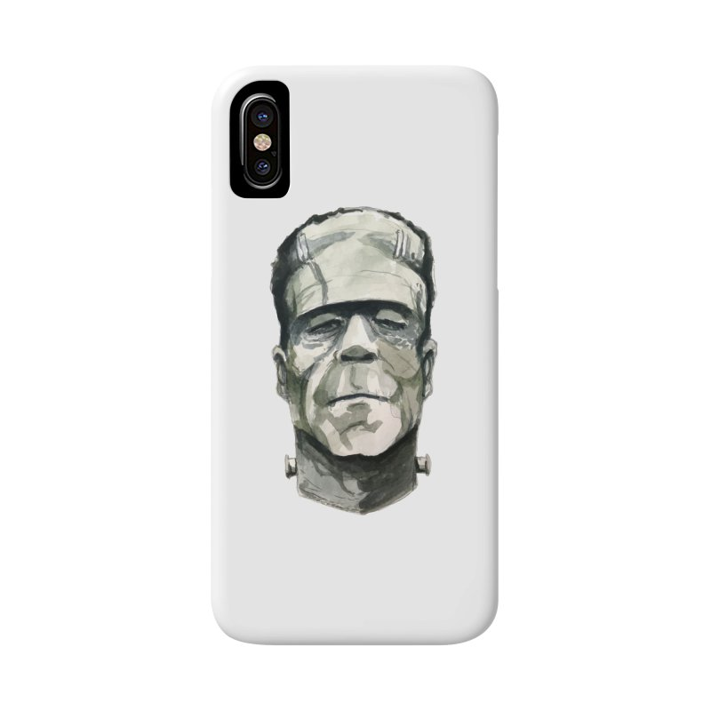 Frank Accessories Phone Case by Blasto's Artist Shop