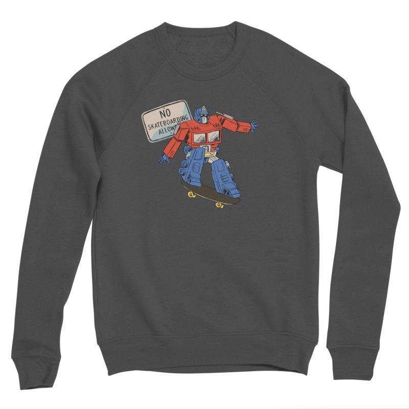 Prime SK8 Men's Sponge Fleece Sweatshirt by Blasto's Artist Shop