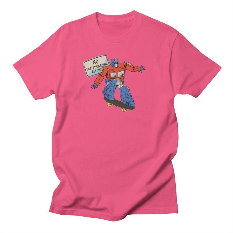 Prime SK8 Men's Regular T-Shirt by Blasto's Artist Shop