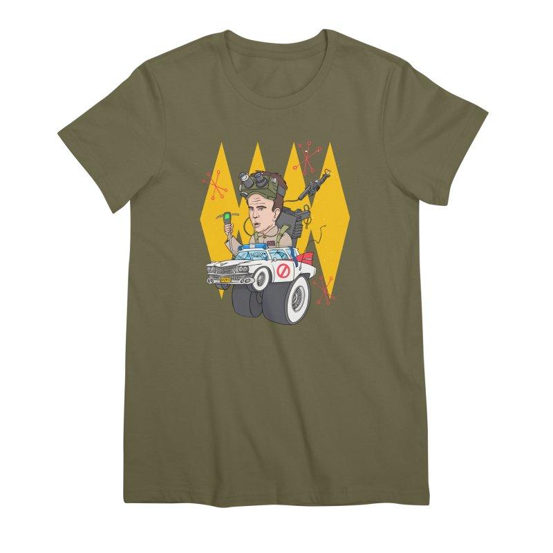 Ray Fink Women's Premium T-Shirt by Blasto's Artist Shop