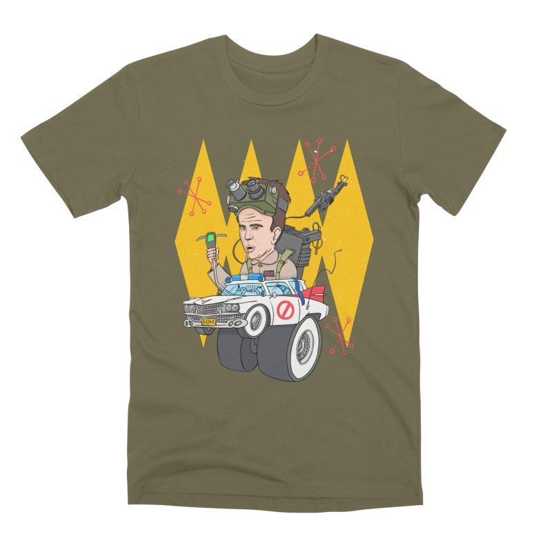 Ray Fink Men's Premium T-Shirt by Blasto's Artist Shop