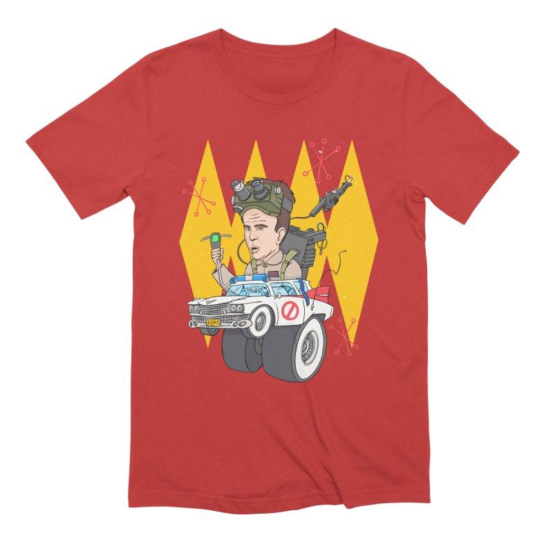 Ray Fink Men's Extra Soft T-Shirt by Blasto's Artist Shop