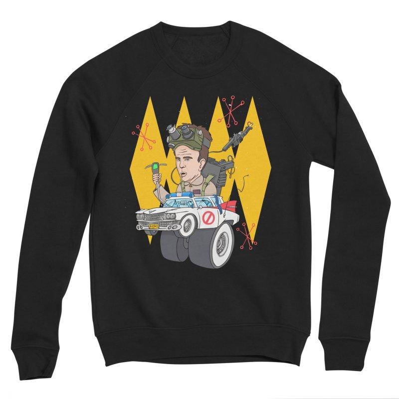 Ray Fink Men's Sponge Fleece Sweatshirt by Blasto's Artist Shop