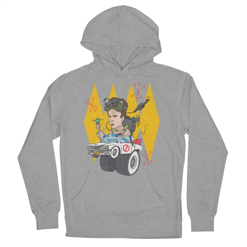 Ray Fink Men's French Terry Pullover Hoody by Blasto's Artist Shop