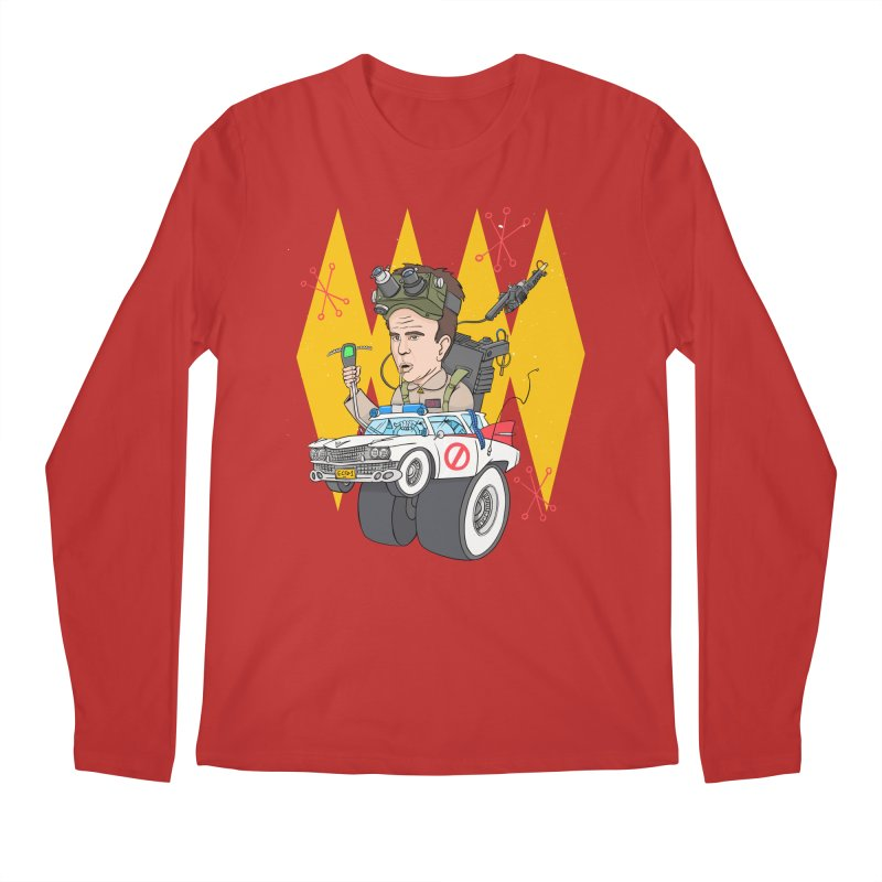 Ray Fink Men's Regular Longsleeve T-Shirt by Blasto's Artist Shop
