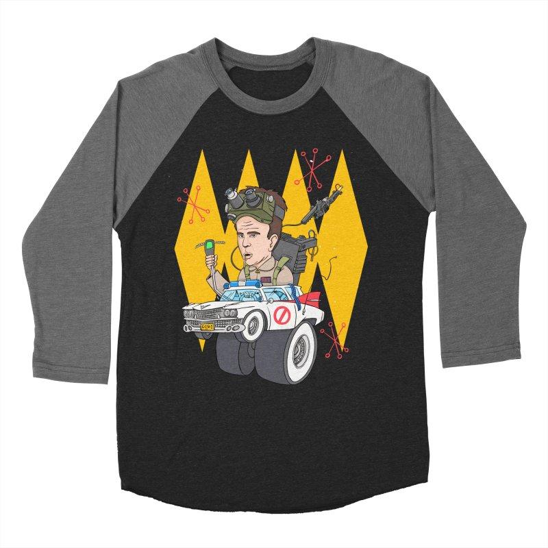 Ray Fink Women's Baseball Triblend Longsleeve T-Shirt by Blasto's Artist Shop