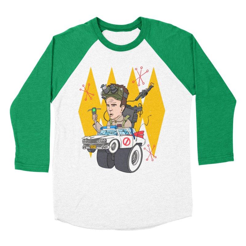 Ray Fink Men's Baseball Triblend Longsleeve T-Shirt by Blasto's Artist Shop