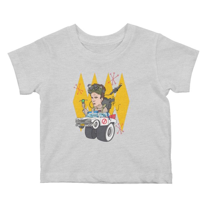 Ray Fink Kids Baby T-Shirt by Blasto's Artist Shop