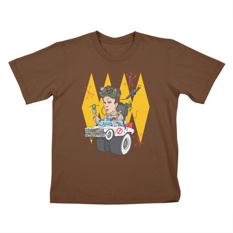 Ray Fink Kids T-Shirt by Blasto's Artist Shop