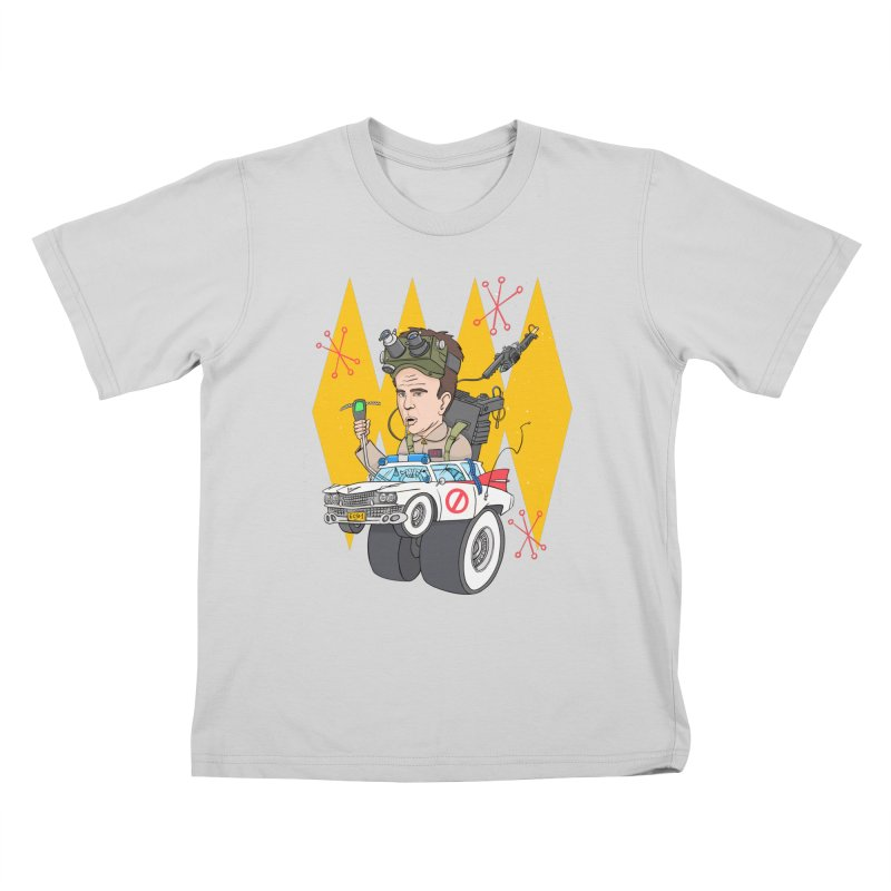 Ray Fink Kids T-Shirt by Blasto's Artist Shop