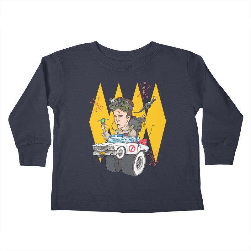 Ray Fink Kids Toddler Longsleeve T-Shirt by Blasto's Artist Shop