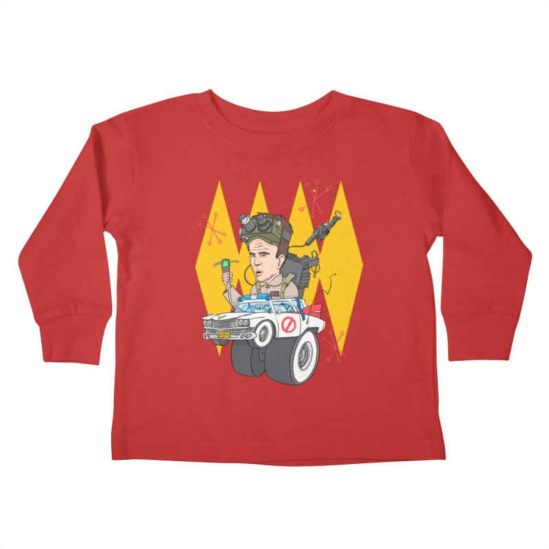 Ray Fink Kids Toddler Longsleeve T-Shirt by Blasto's Artist Shop