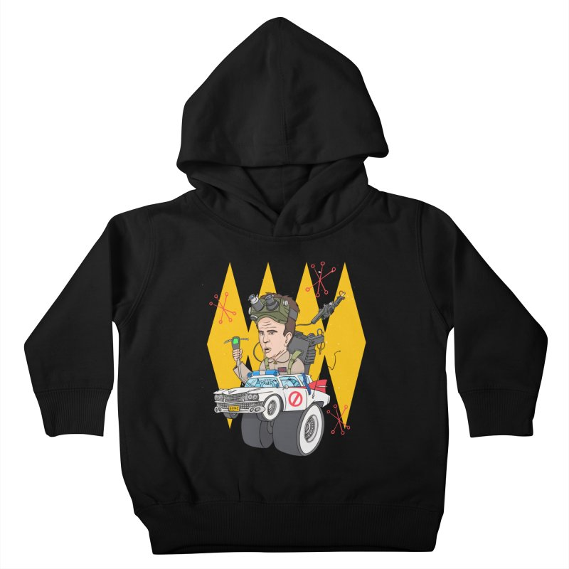 Ray Fink Kids Toddler Pullover Hoody by Blasto's Artist Shop