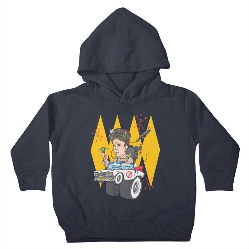 Ray Fink Kids Toddler Pullover Hoody by Blasto's Artist Shop