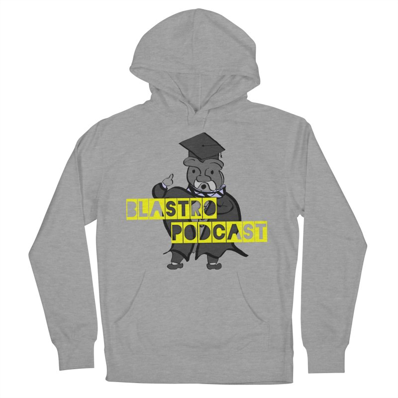 Dottore the Gray Women's Pullover Hoody by Blastropodcast's Shop