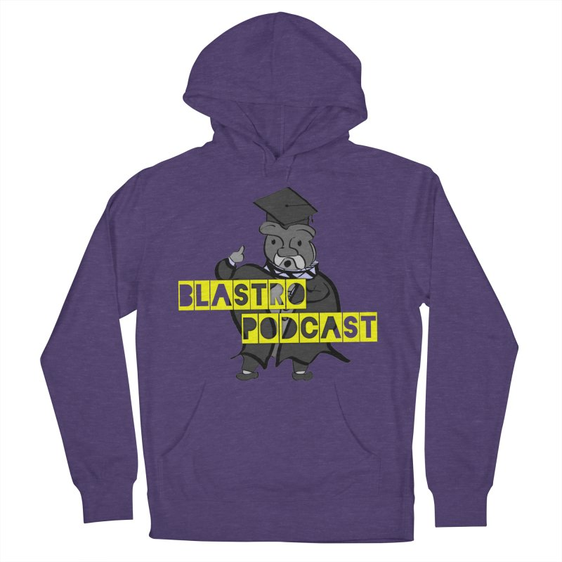 Dottore the Gray Men's Pullover Hoody by Blastropodcast's Shop
