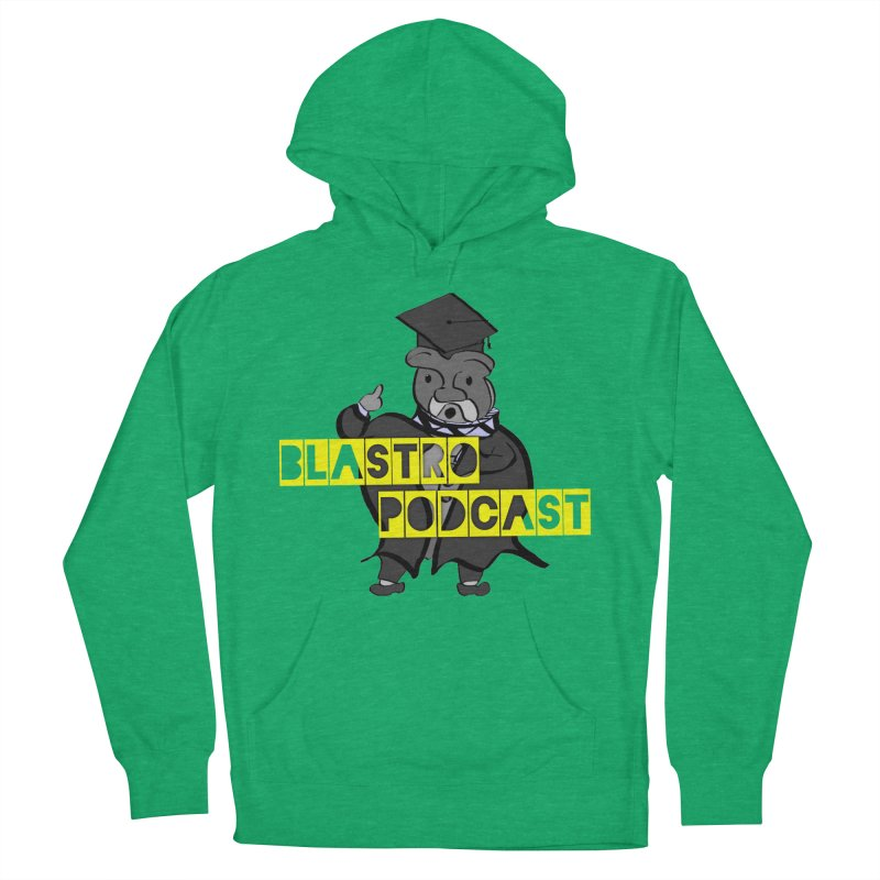 Dottore the Gray Men's French Terry Pullover Hoody by Blastropodcast's Shop