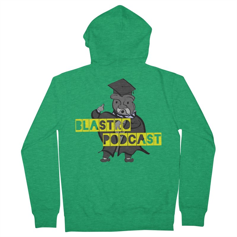 Dottore the Gray Women's Zip-Up Hoody by Blastropodcast's Shop