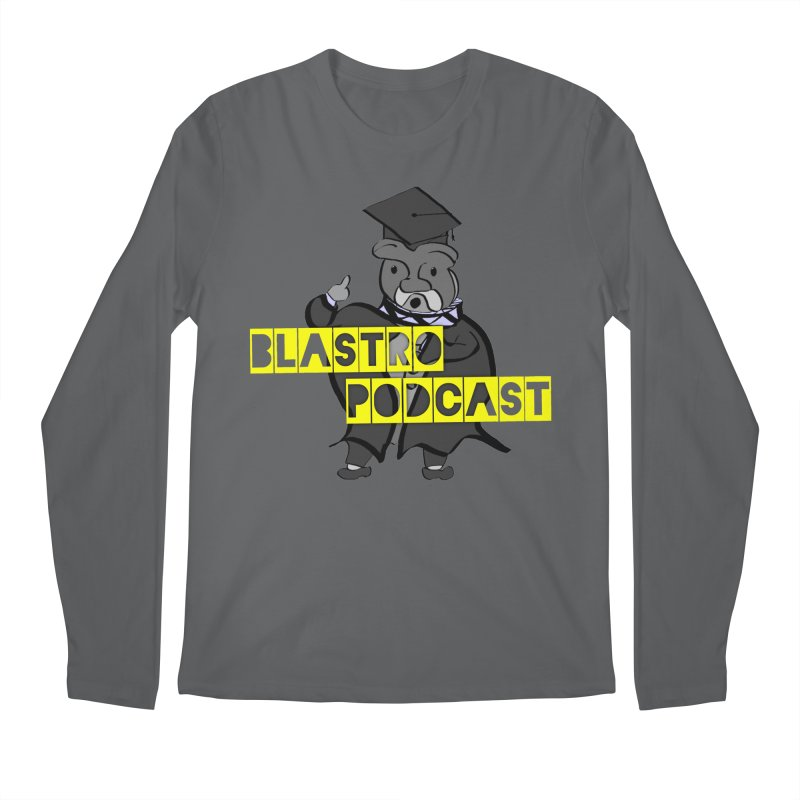 Dottore the Gray Men's Longsleeve T-Shirt by Blastropodcast's Shop
