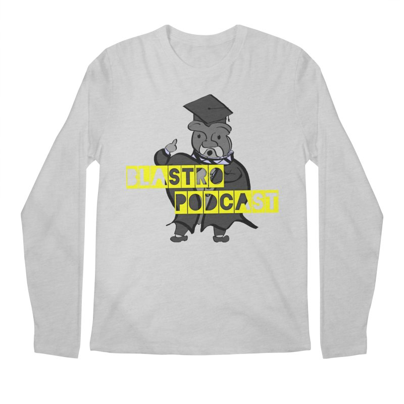 Dottore the Gray Men's Longsleeve T-Shirt by Blastropodcast's Shop