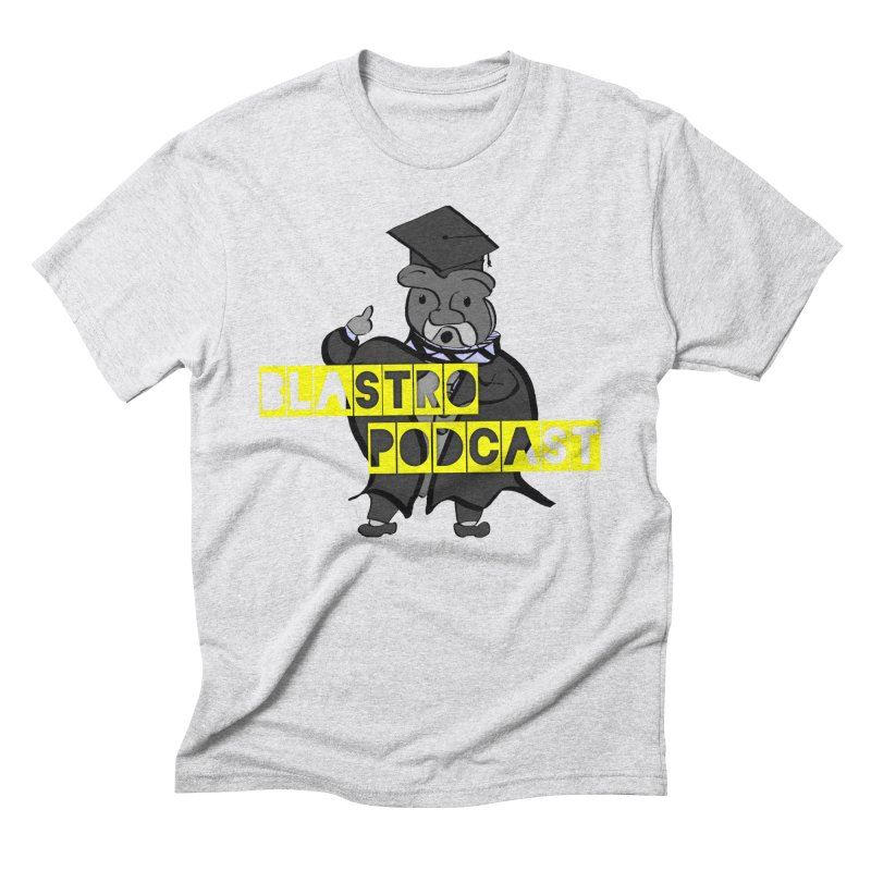 Dottore the Gray Men's Triblend T-Shirt by Blastropodcast's Shop