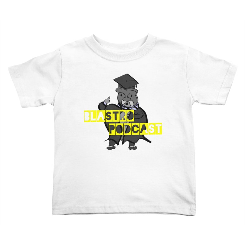 Dottore the Gray Kids Toddler T-Shirt by Blastropodcast's Shop