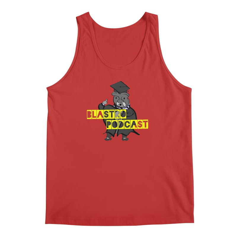 Dottore the Gray Men's Tank by Blastropodcast's Shop