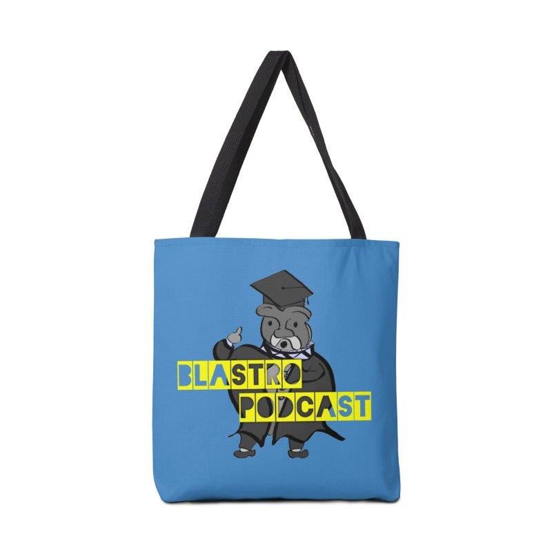 Dottore the Gray Accessories Bag by Blastropodcast's Shop