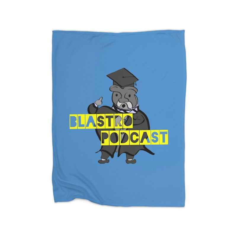 Dottore the Gray Home Blanket by Blastropodcast's Shop