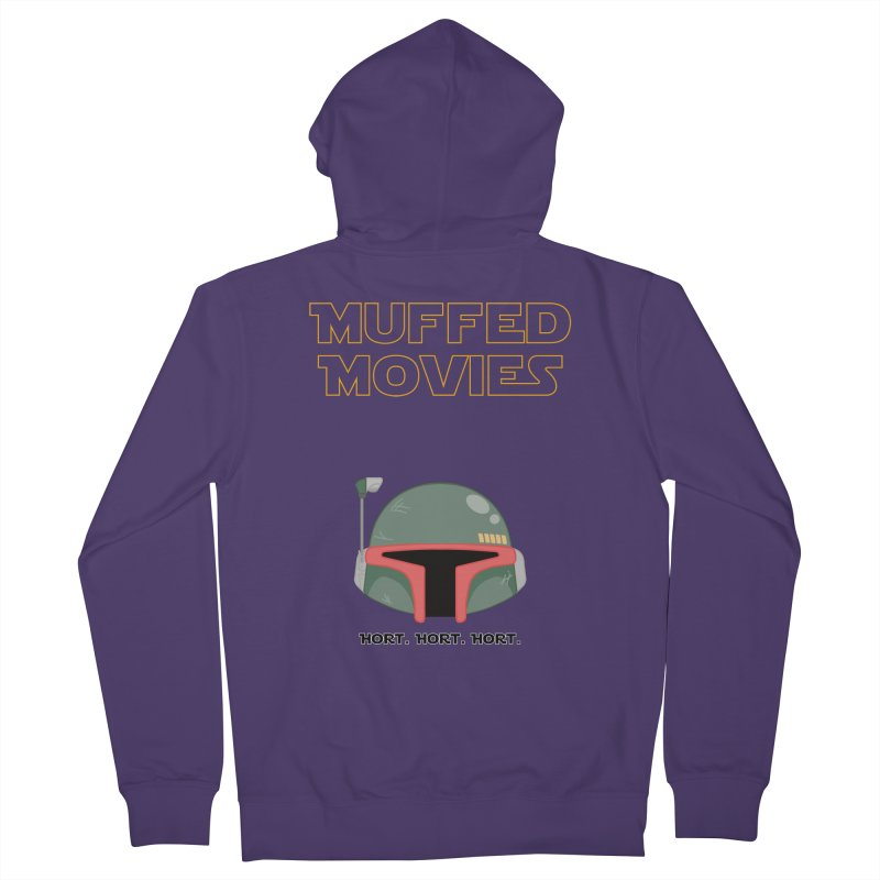 Muffed Movies: Horts, don't it? Women's Zip-Up Hoody by Blastropodcast's Shop
