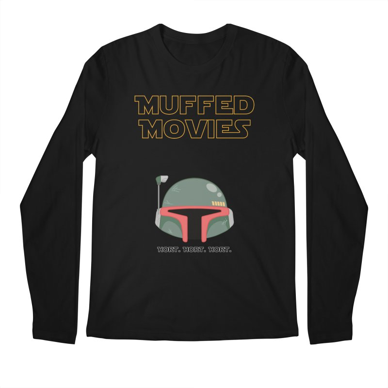 Muffed Movies: Horts, don't it? Men's Regular Longsleeve T-Shirt by Blastropodcast's Shop