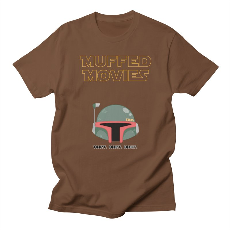 Muffed Movies: Horts, don't it? Men's T-Shirt by Blastropodcast's Shop