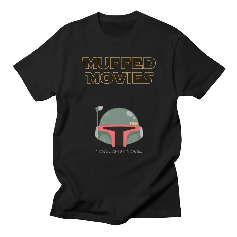 Muffed Movies: Horts, don't it? Men's Regular T-Shirt by Blastropodcast's Shop