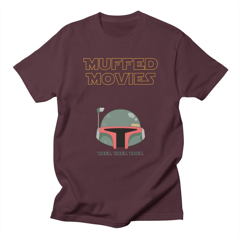 Muffed Movies: Horts, don't it? Women's Unisex T-Shirt by Blastropodcast's Shop