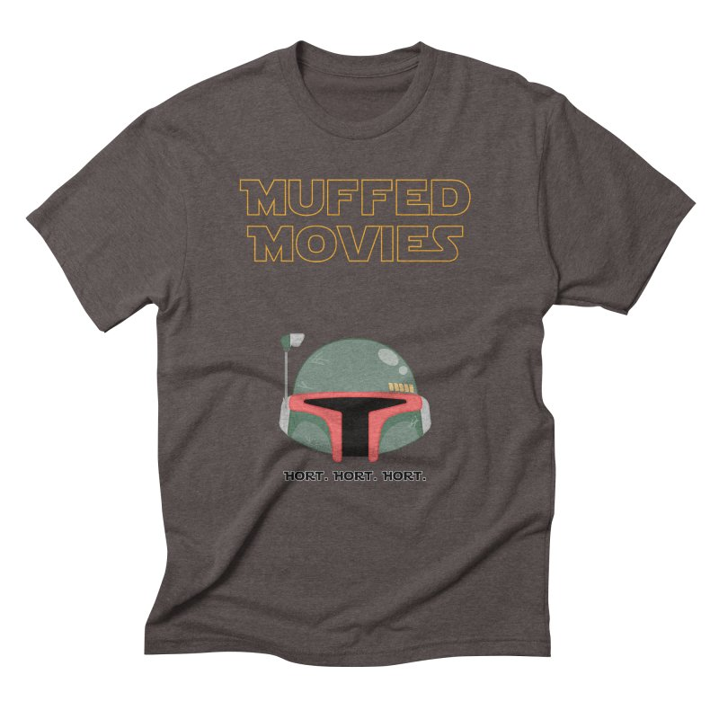Muffed Movies: Horts, don't it? Men's Triblend T-shirt by Blastropodcast's Shop