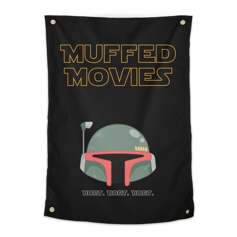 Muffed Movies: Horts, don't it? Home Tapestry by Blastropodcast's Shop