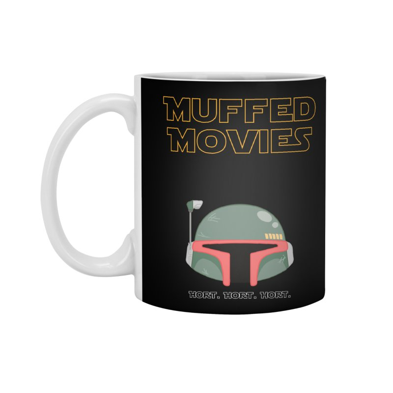 Muffed Movies: Horts, don't it? Accessories Mug by Blastropodcast's Shop