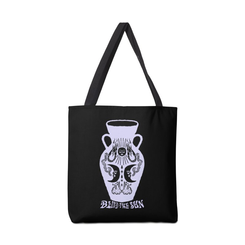 Vessel in Tote Bag by Blind The Sun's Shop
