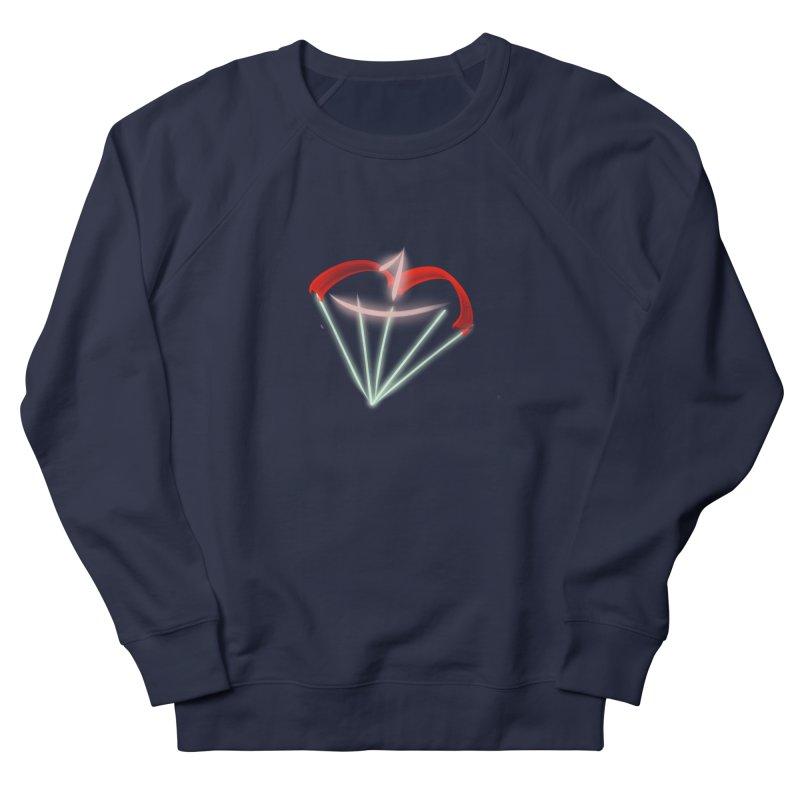 1Kiss Logo Women's Sweatshirt by blinkkittylove's Artist Shop