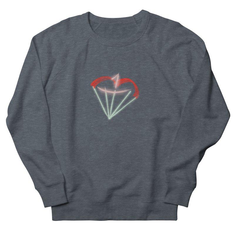 1Kiss Logo Men's Sweatshirt by blinkkittylove's Artist Shop