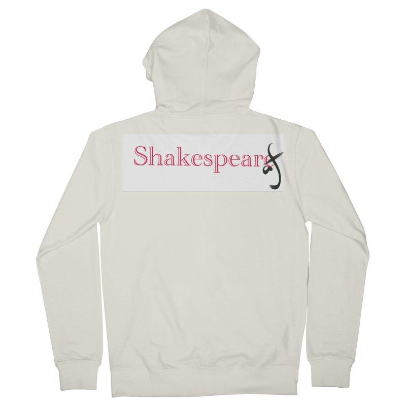 ShakespeareAF Women's Zip-Up Hoody by blinkkittylove's Artist Shop