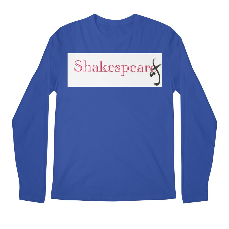 ShakespeareAF Men's Longsleeve T-Shirt by blinkkittylove's Artist Shop
