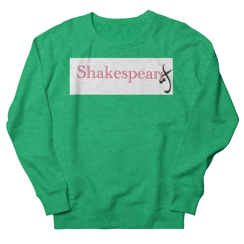 ShakespeareAF Men's Sweatshirt by blinkkittylove's Artist Shop