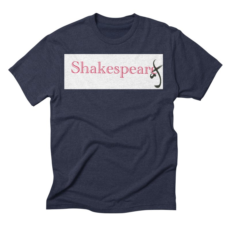ShakespeareAF Men's Triblend T-Shirt by blinkkittylove's Artist Shop