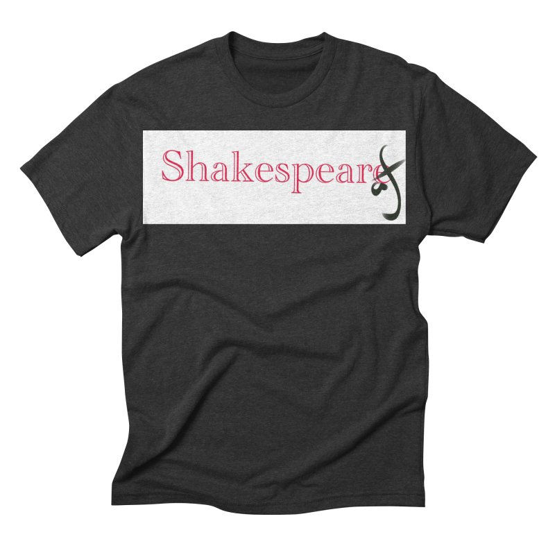 ShakespeareAF Men's Triblend T-shirt by blinkkittylove's Artist Shop