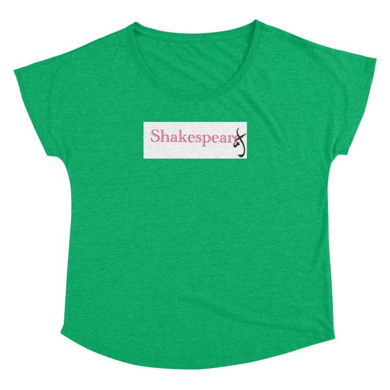 ShakespeareAF Women's Dolman by blinkkittylove's Artist Shop